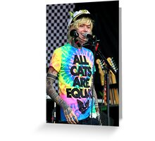 Christofer Drew Greeting Card