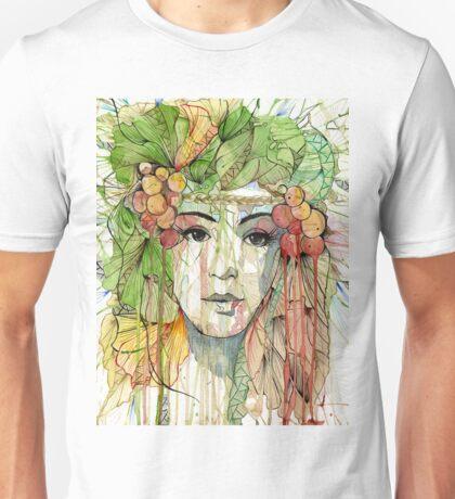 Natural Fashion // Garden Unisex T-Shirt