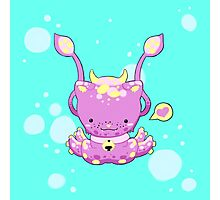 Monster Octo-Kitty Photographic Print