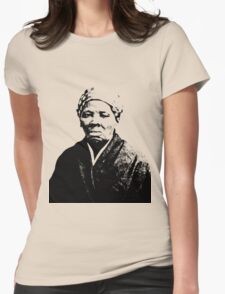 HARRIET TUBMAN Womens Fitted T-Shirt