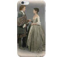 Outlander stamp/Outlander Wedding iPhone Case/Skin