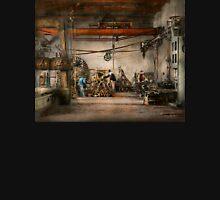 Steampunk - In an old clock shop 1866 Unisex T-Shirt
