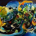 abstract world by Wolfgang Schweizer