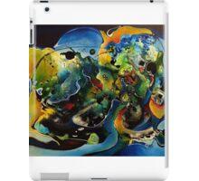 abstract world iPad Case/Skin
