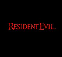 Resident Evil Title by Naralash
