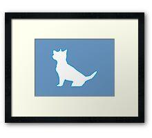West Highland Terrier Framed Print