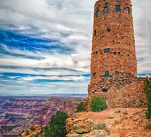 The Canyon Watchers by Picturart
