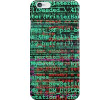 Basic Language iPhone Case/Skin