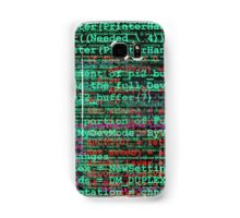 Basic Language Samsung Galaxy Case/Skin