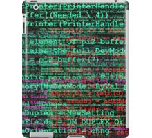 Basic Language iPad Case/Skin