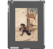 Clever Grethel iPad Case/Skin