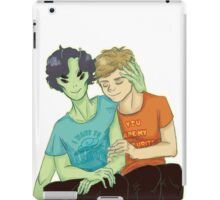 You Are My Favourite Human. iPad Case/Skin