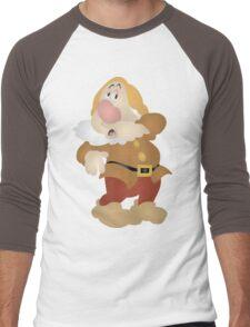 Sneezy Men's Baseball ¾ T-Shirt