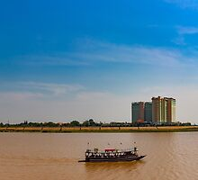 The River of Mekong by Mark Battersby