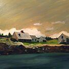 Maine coast by K. A.  Cooper