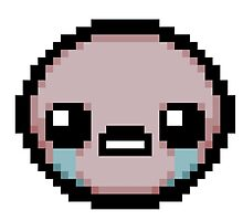 Isaac sprite by bowlerhat