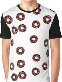Donut pattern Graphic T-Shirt