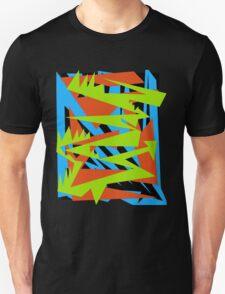 Fun Bright Colored Pattern T-Shirt
