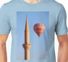 Minaret with Balloon Unisex T-Shirt