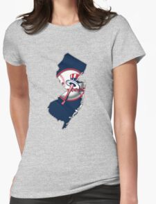 New york Yankees - new jersey fan Womens Fitted T-Shirt
