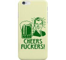 Irish Cheers For Saint Patricks Day iPhone Case/Skin