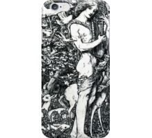 Orpheus with his lute made trees iPhone Case/Skin
