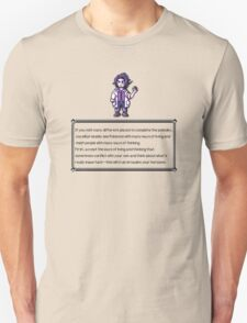 Professor Sycamore's Wise Words Unisex T-Shirt