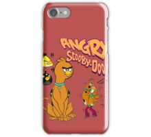 ANGRY DOO!! iPhone Case/Skin