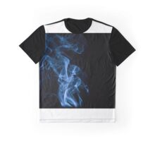 smoke art Graphic T-Shirt