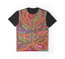 Mola de Panama Graphic T-Shirt