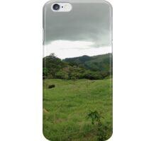 Costa Rican Countryside iPhone Case/Skin