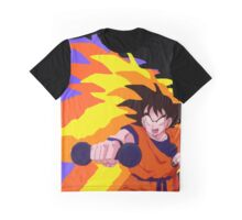 DBZ Dumbells Graphic T-Shirt