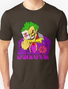 Let's Play The Game T-Shirt