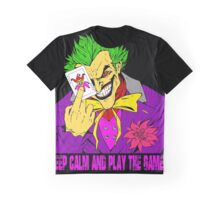 Let's Play The Game Graphic T-Shirt
