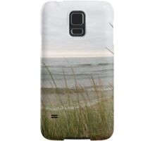 Blades of Grass by the Shore Samsung Galaxy Case/Skin