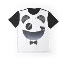 Dark Panda Graphic T-Shirt