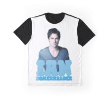 Ian Somerhalder- Mr Smolderhalder Graphic T-Shirt