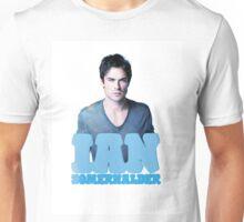 Ian Somerhalder- Mr Smolderhalder Unisex T-Shirt