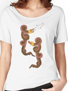 Smoking snakes Women's Relaxed Fit T-Shirt