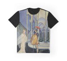 Ariadne and Theseus Graphic T-Shirt