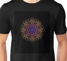 neon mandala  Unisex T-Shirt