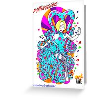 PartyNauseous Greeting Card