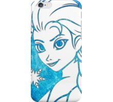 ARENDELLE ICED COFFEE  iPhone Case/Skin