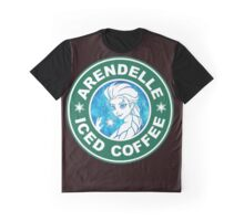 ARENDELLE ICED COFFEE  Graphic T-Shirt