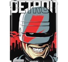 Panic in Detroit iPad Case/Skin