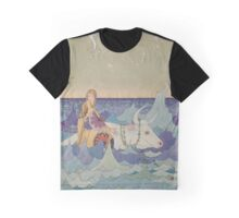 Europa and the Bull Graphic T-Shirt