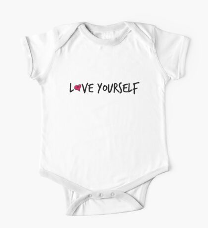 Love Yourself One Piece - Short Sleeve