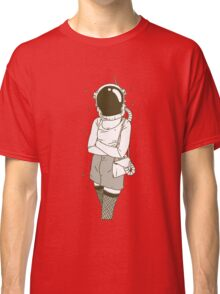 The Woman In Space Classic T-Shirt