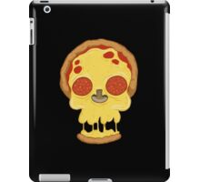 Deadly pizza iPad Case/Skin