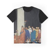 Ulysses in Circe's Palace Graphic T-Shirt